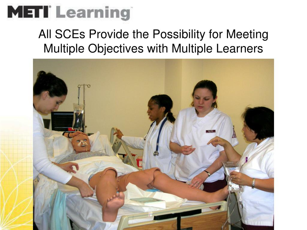 All SCEs Provide the Possibility for Meeting Multiple Objectives with Multiple Learners