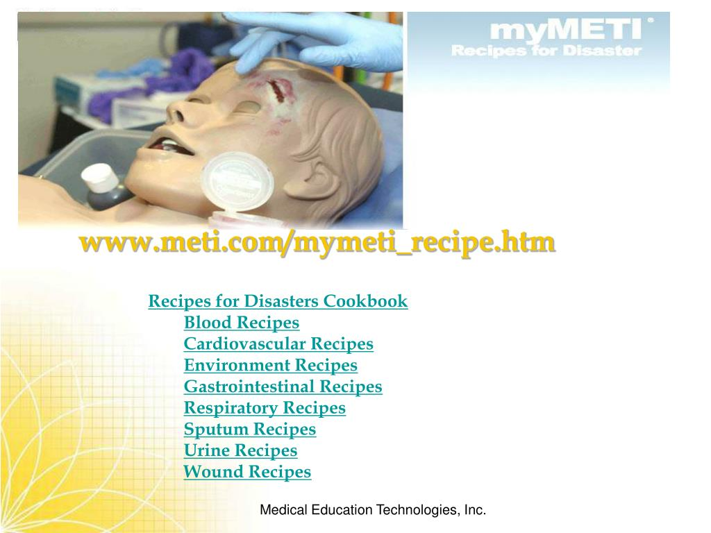www.meti.com/mymeti_recipe.htm