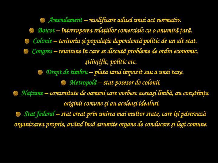 Amendament