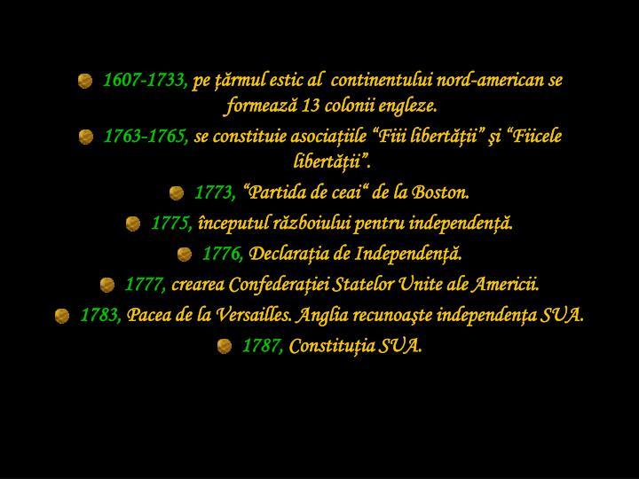 1607-1733,