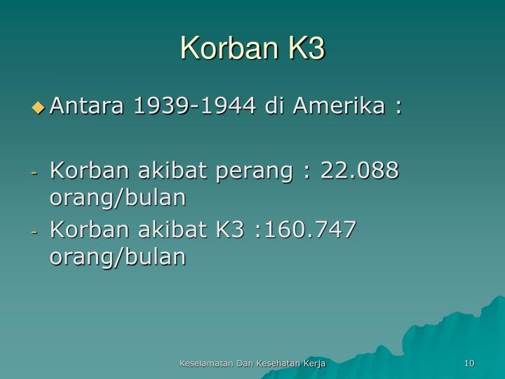 Korban K3