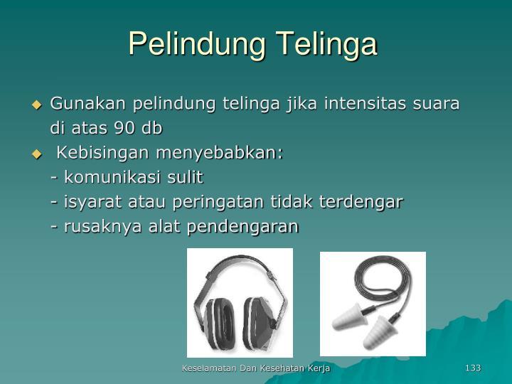 Pelindung Telinga