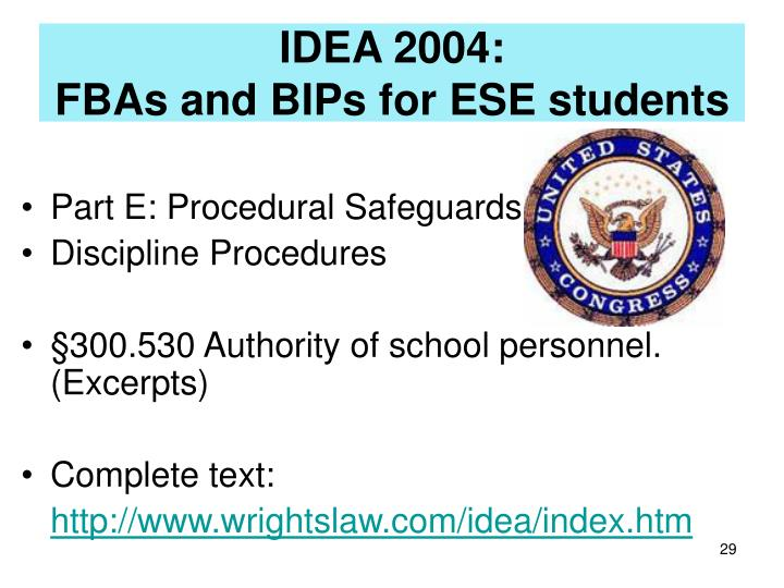 IDEA 2004: