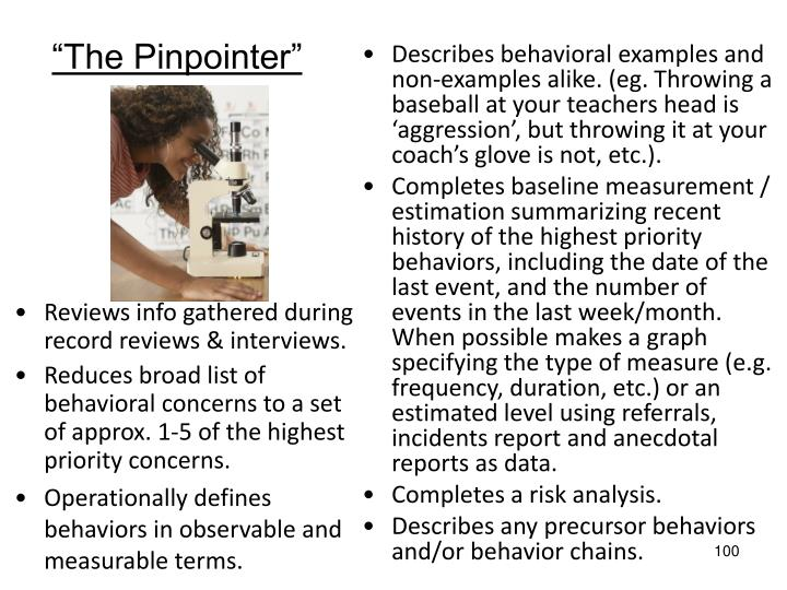 """The Pinpointer"""