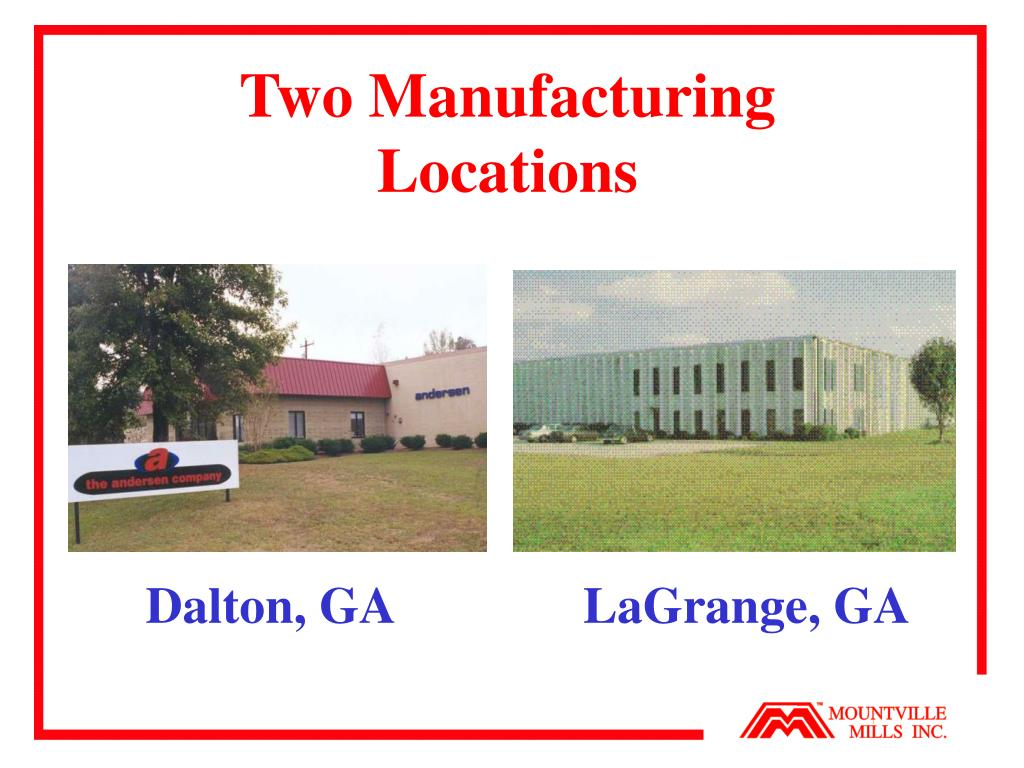 Two Manufacturing
