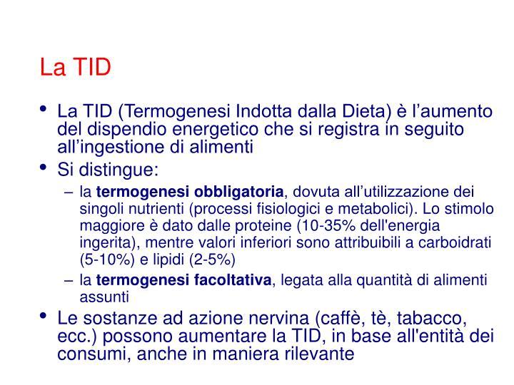 La TID