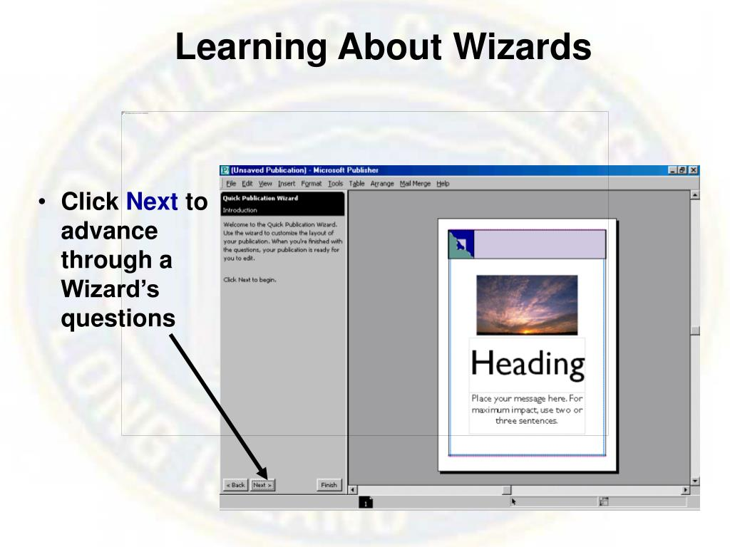 Learning About Wizards