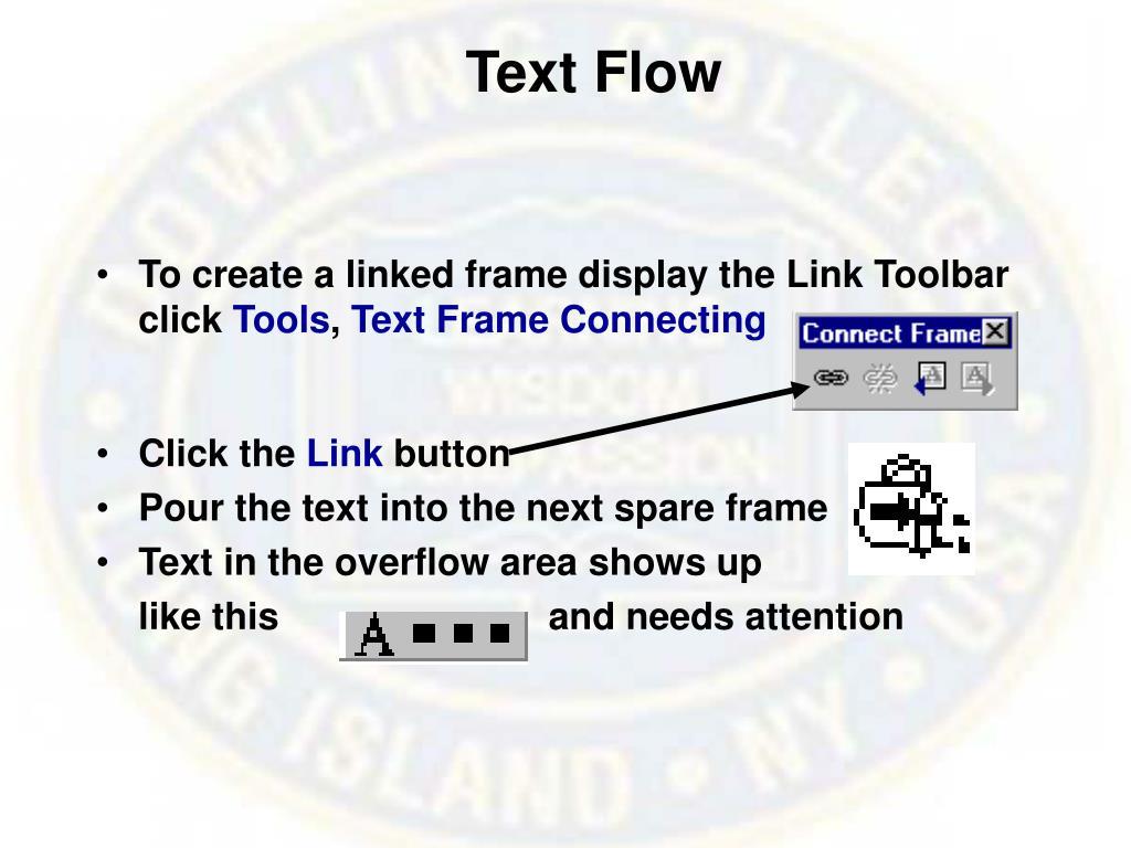Text Flow