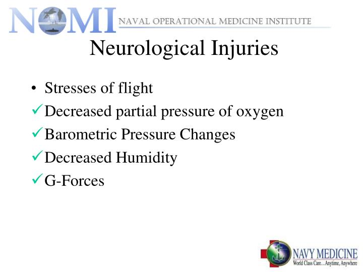 Neurological Injuries