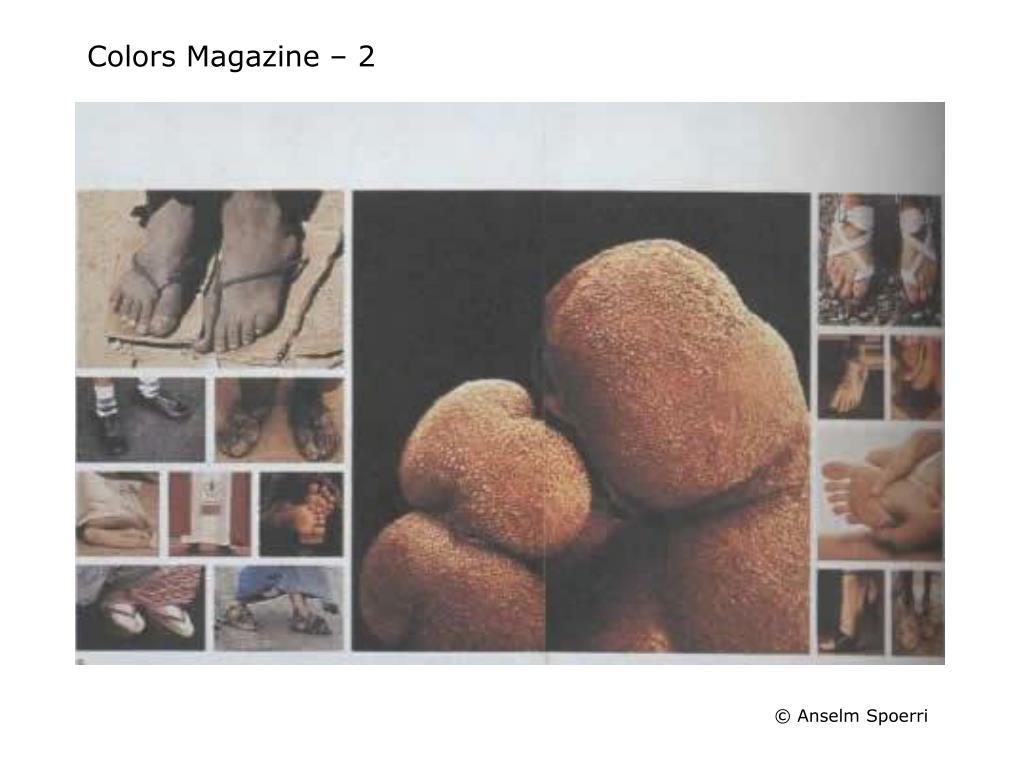 Colors Magazine – 2