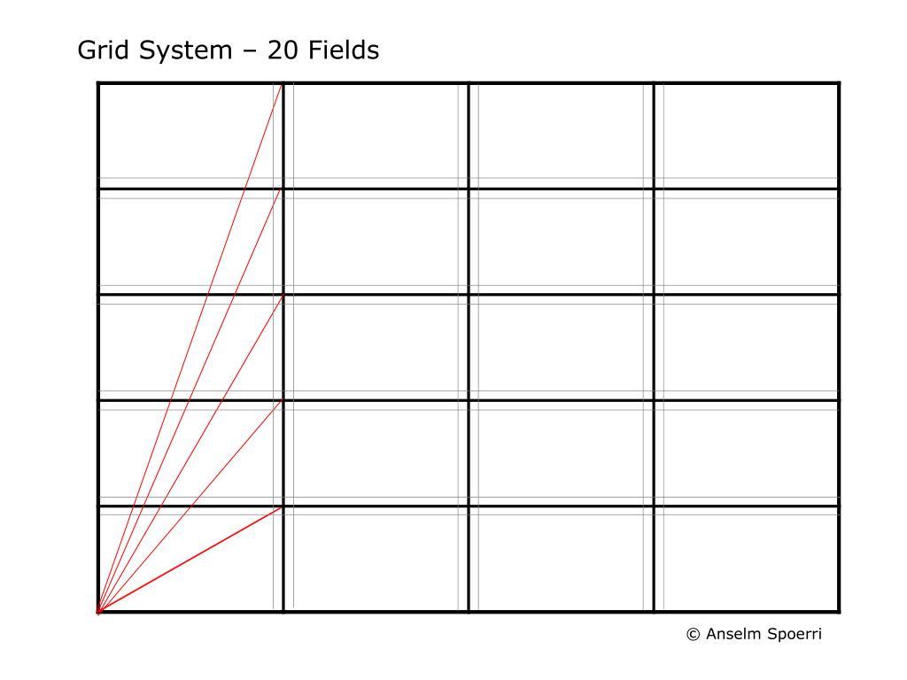 Grid System – 20 Fields