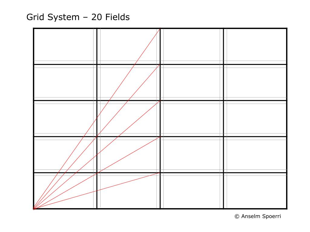 Grid System – 20 Fields