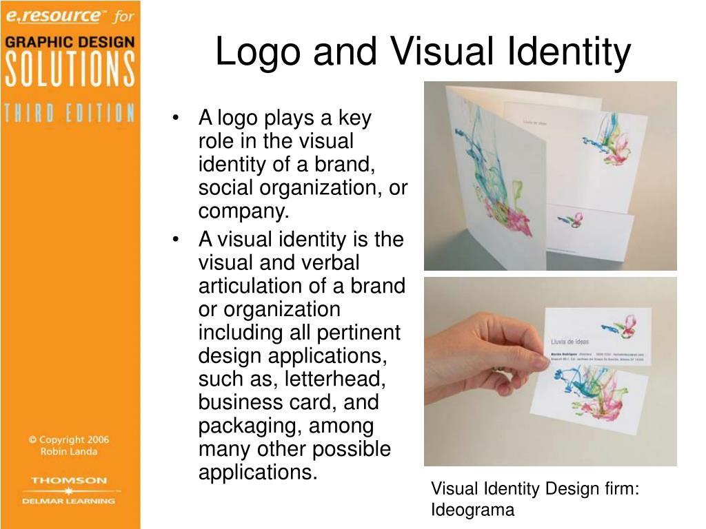 Logo and Visual Identity