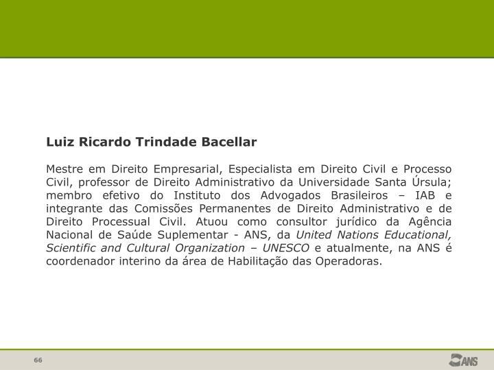 Luiz Ricardo Trindade Bacellar