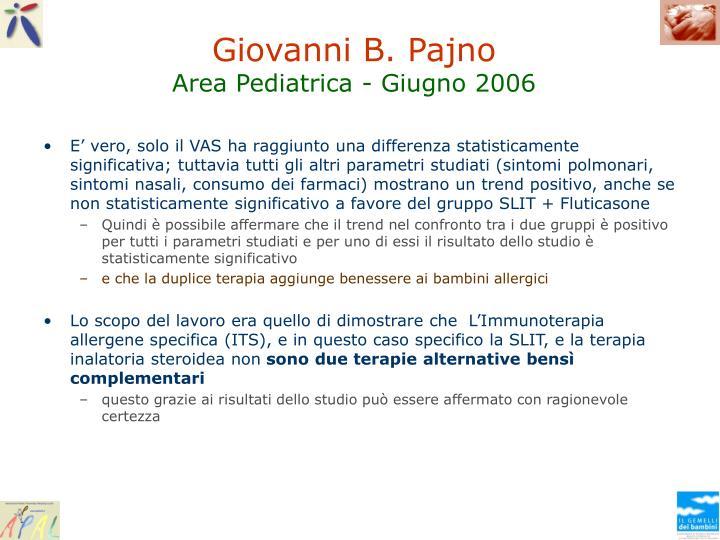 Giovanni B. Pajno