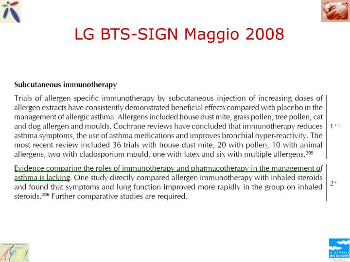 LG BTS-SIGN Maggio 2008