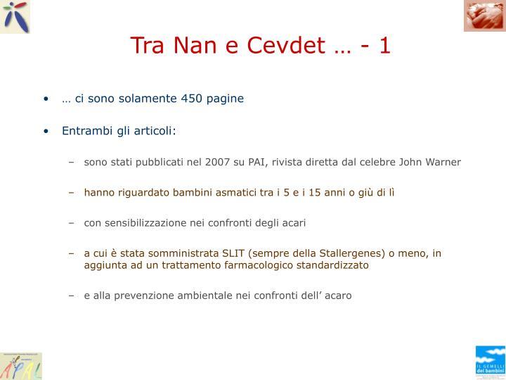 Tra Nan e Cevdet … - 1