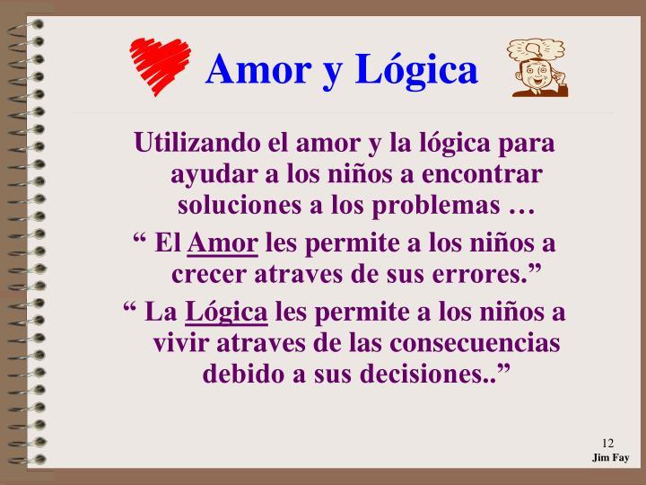 Amor y Lógica