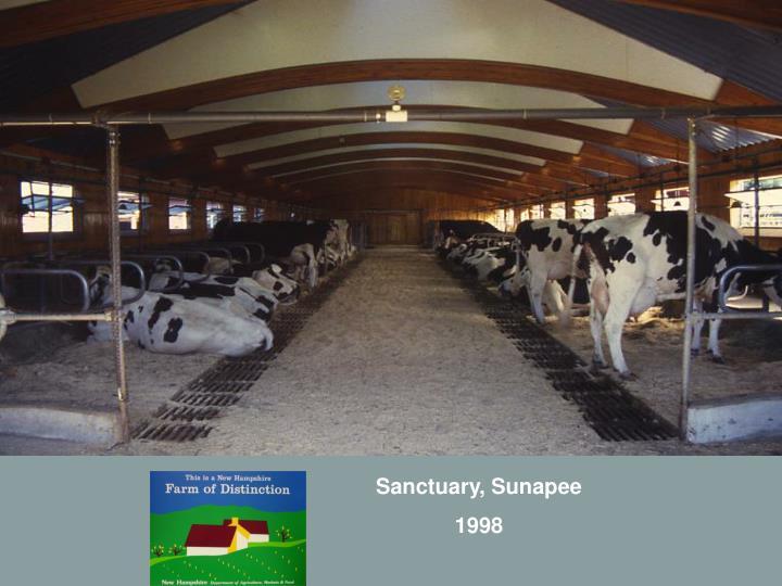 Sanctuary, Sunapee