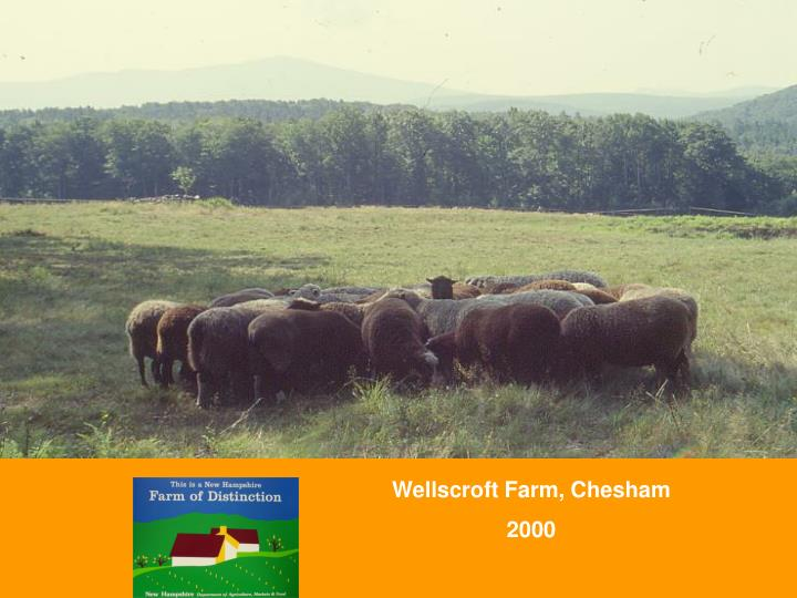 Wellscroft Farm, Chesham