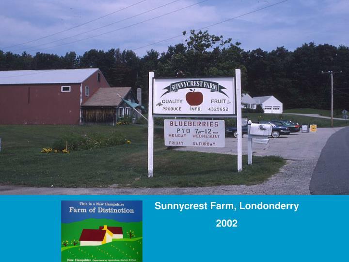 Sunnycrest Farm, Londonderry
