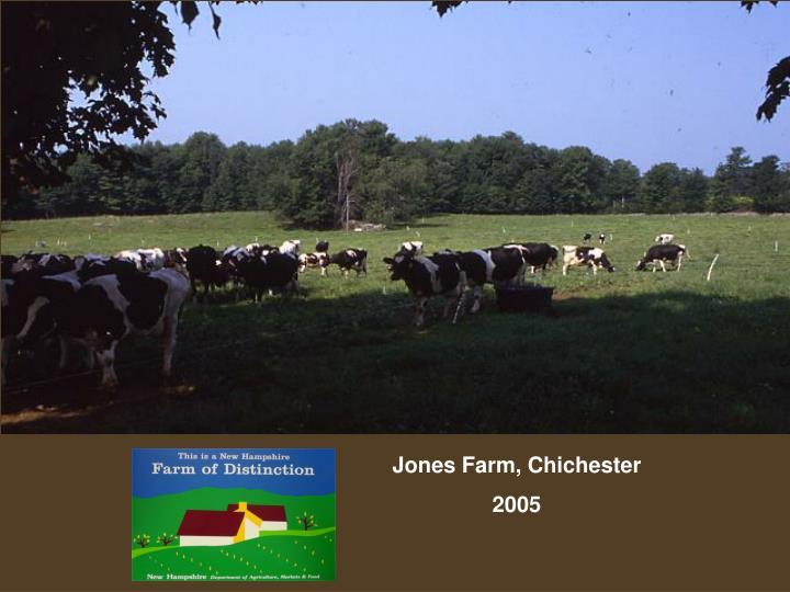 Jones Farm, Chichester