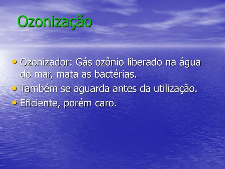 Ozonização