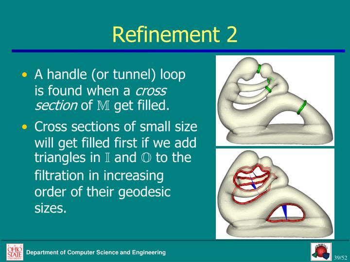 Refinement 2