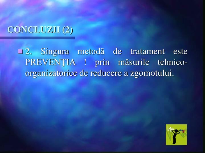 CONCLUZII (2)
