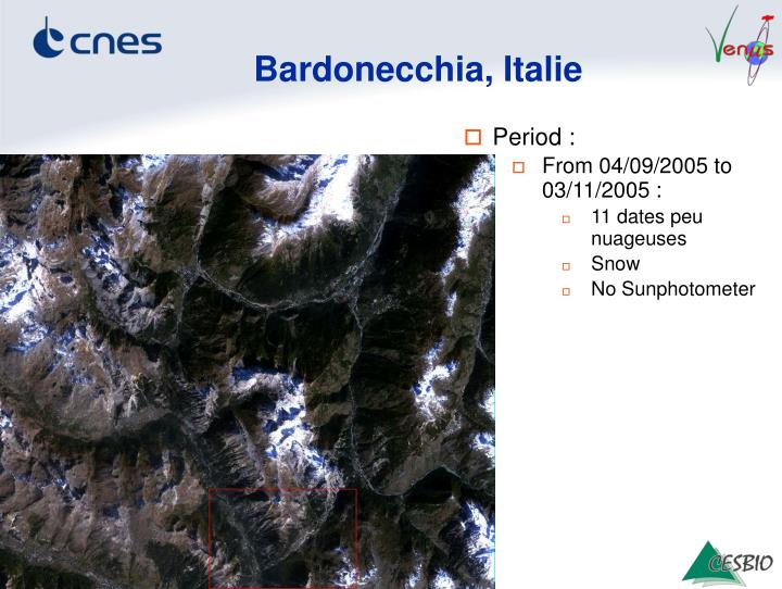 Bardonecchia, Italie