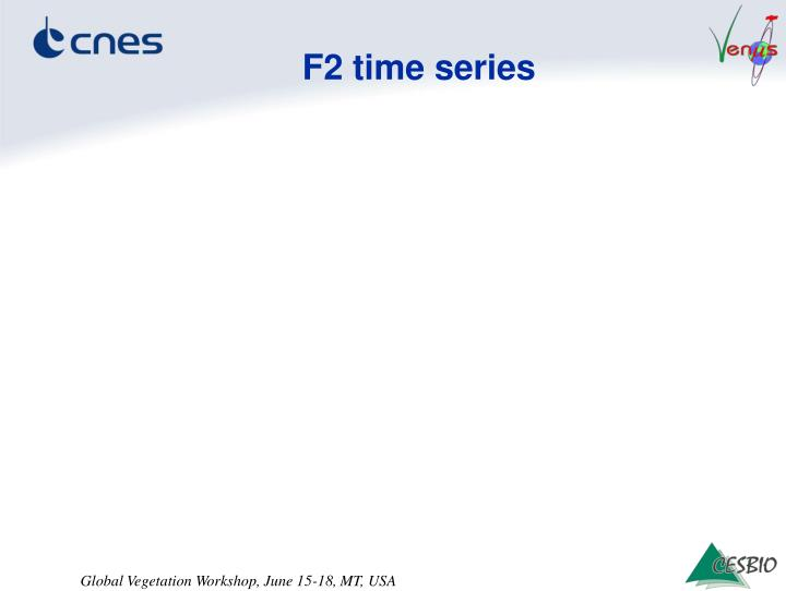 F2 time series