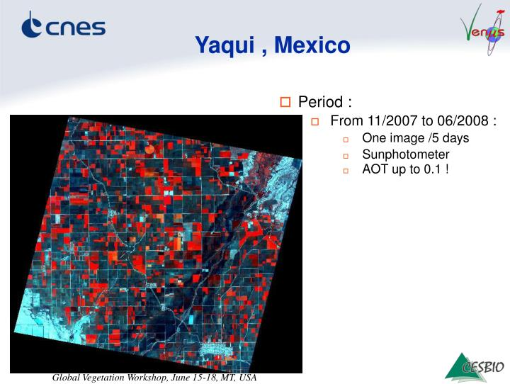 Yaqui , Mexico