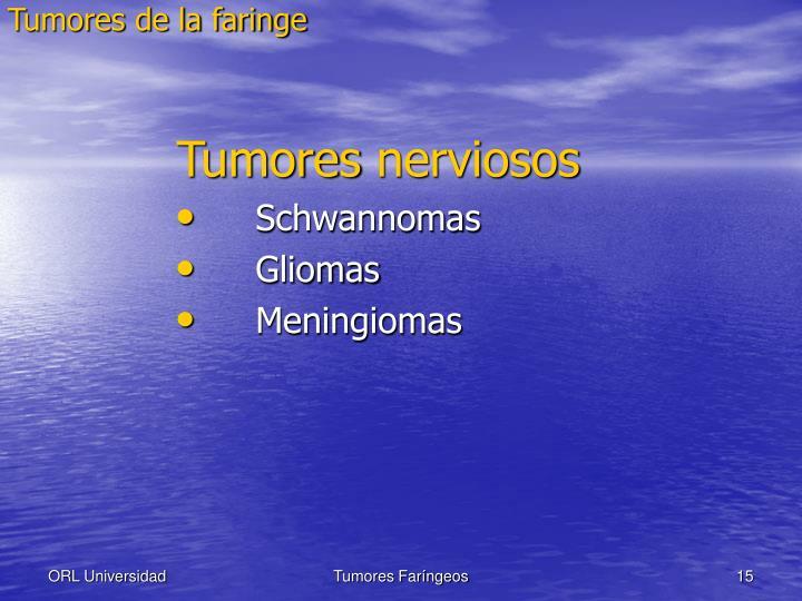 Tumores de la faringe