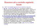 ricezione atti e controllo regolarit fiscale2