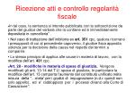 ricezione atti e controllo regolarit fiscale9