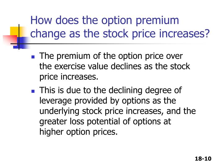 How do options expiration affect stock price