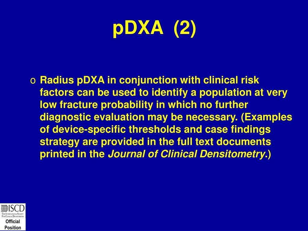 pDXA  (2)