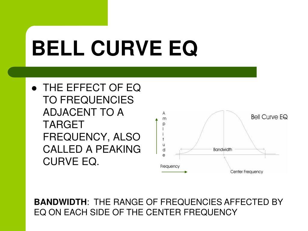 BELL CURVE EQ