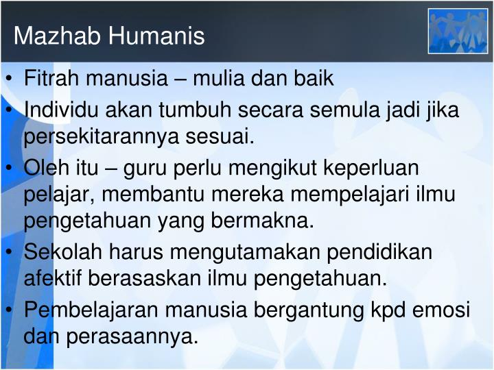 Mazhab Humanis