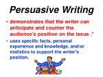 persuasive writing2