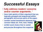 successful essays1