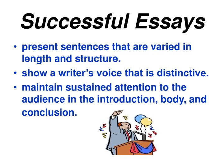 Successful Essays