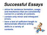 successful essays3