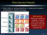 ipsec security protocols2
