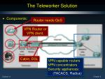 the teleworker solution6