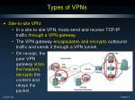 types of vpns1