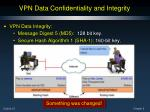 vpn data confidentiality and integrity10