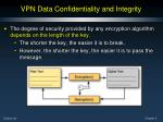 vpn data confidentiality and integrity2