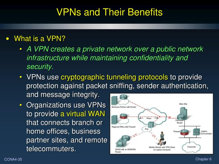 VPNs and Their Benefits