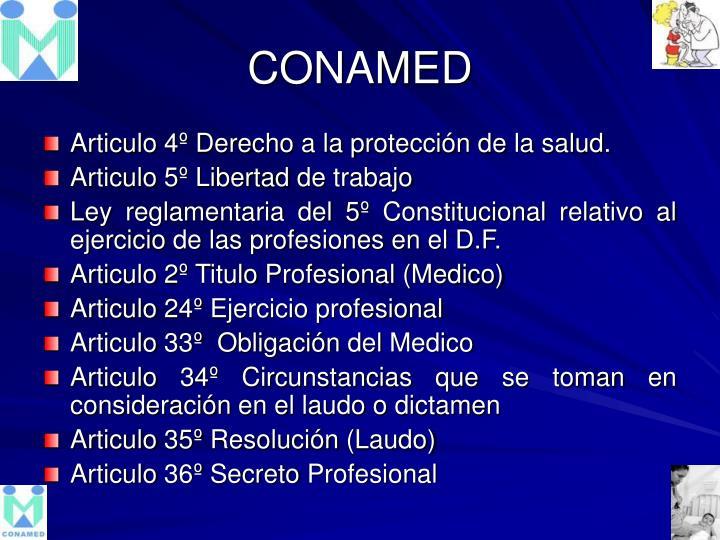 CONAMED